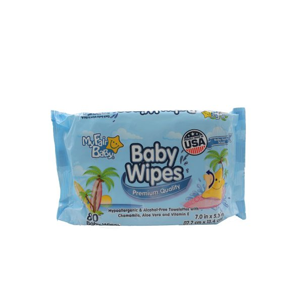 Wipes Baby Wipes 80